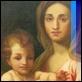Capezzali -  - Madonna con Bambino
