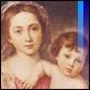 Capezzali -  - Vergine col bambino