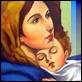 Capezzali -  - Madonna del riposo