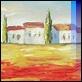Dipinti ad Olio -  - La stradina