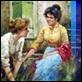 Dipinti ad Olio - Domenico Ronca - Amore materno