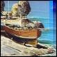 Dipinti ad Olio - Paolo Brancaccio - Barche in secca