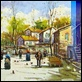 Dipinti ad Olio - Paolo Brancaccio - La strada