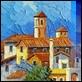 "Dipinti ad Olio -  - Di Pasquale ""Paesaggio"""