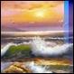 Dipinti ad Olio -  - Mareggiata