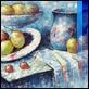 Dipinti ad Olio -  - Composizione di frutta
