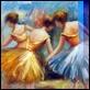Dipinti ad Olio -  - Ballerine