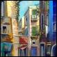 Dipinti ad Olio -  - Vicolo