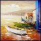 Dipinti ad Olio -  - Barche