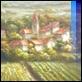 """Dipinti ad Olio -  - Franco Comelli """"Il Feudo"""""""