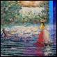 Dipinti ad Olio -  - Il lago