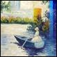 Dipinti ad Olio -  - Gita in barca