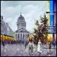 Dipinti ad Olio -  - Per le vie del centro
