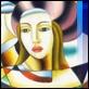Dipinti ad Olio -  - Due figure