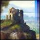 Dipinti ad Olio -  - Il rudere