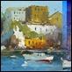 Dipinti ad Olio -  - Porto piccolo