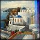 Dipinti ad Olio -  - Santorini