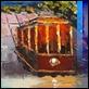 Dipinti ad Olio -  - Il tram