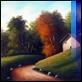 Dipinti ad Olio -  - La strada