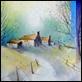 Dipinti ad Olio -  - Autunno III