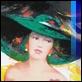 Grafica di Autore - Ezio Farinelli - Donna con Cappello