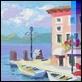 Grafica di Autore - Giorgio Cesati - Lago di Como