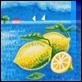 Grafica di Autore - Mimmo Sciarrano - Limoni