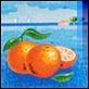 Grafica di Autore - Mimmo Sciarrano - Arance