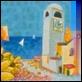 Grafica di Autore - Mimmo Sciarrano - Capri piazzetta