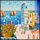 Grafica di Autore - Mimmo Sciarrano - Capri