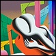 Grafica di Autore - Mark Kostabi - The architecture of desire