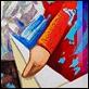 Grafica di Autore - Giampaolo Talani - Due ombre insieme