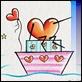 Grafica di Autore - Danilo Di Nenno - L'amore prende il largo