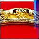 Specchiere -  - Art.101 Ovale oro lavorato