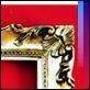 Specchiere -  - Art. 101 Oro Lavorato retto