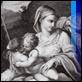 """Stampe Antiche -  - Coiny """"La Santa Famiglia"""" 1810"""