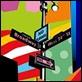 Stampe Moderne -  - Lobo - New York Taxy