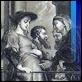 """Stampe Antiche -  - Hebert """"The visitation"""""""